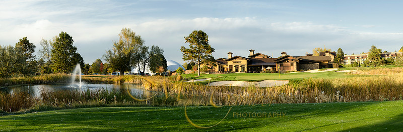 Mountain #18 and clubhouse