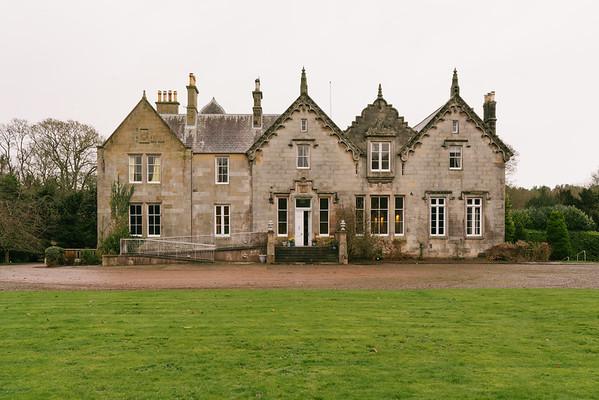 Netherbyres House
