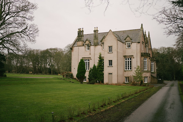Netherbyres House