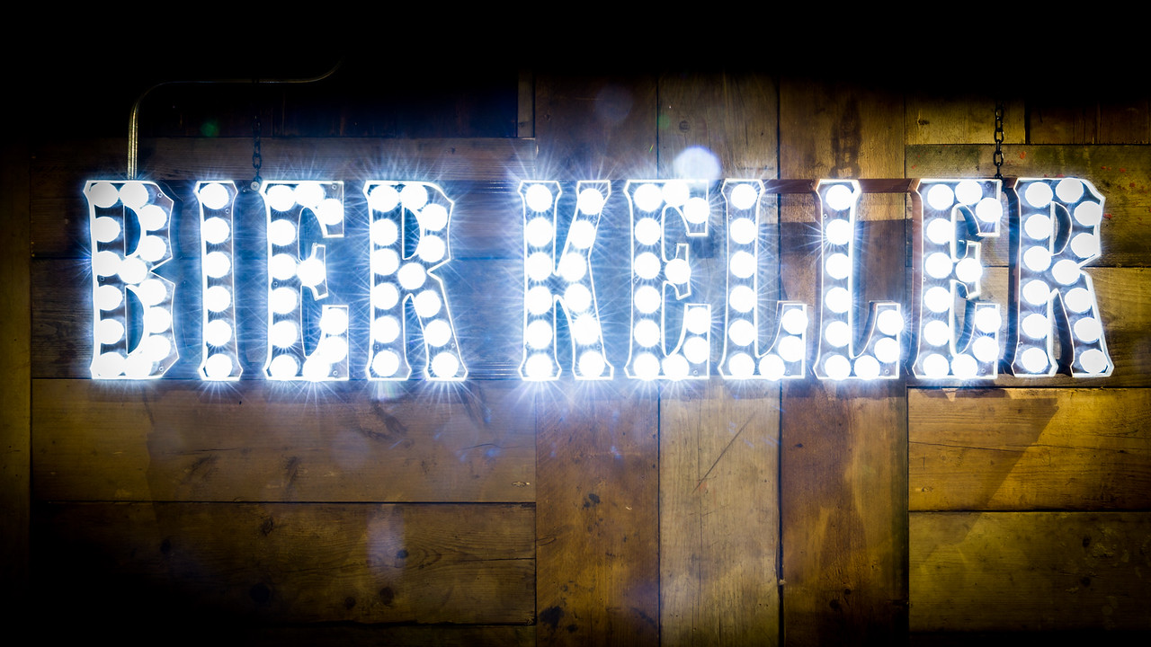 Fibbers / Bier Keller / Black Orchid, Toft Green, York.