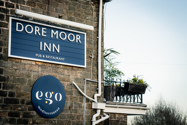 Ego at the Dore Moor Inn