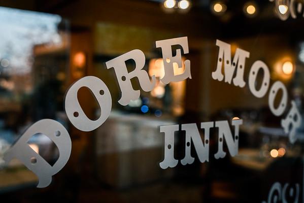 Ego at the Dore Moor Inn
