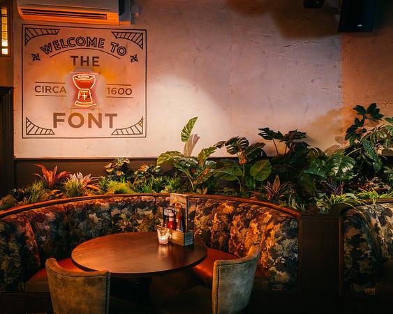 The Font, Brighton
