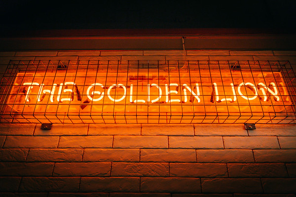 The Gold Lion, Fulham.