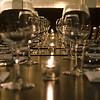 Blackbird private event table. Chicago, IL