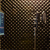 Arlington Heights Memorial Library recording studio