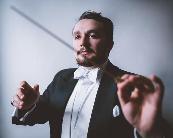 Freelance Conductor, Jonathon-Lee Brookes