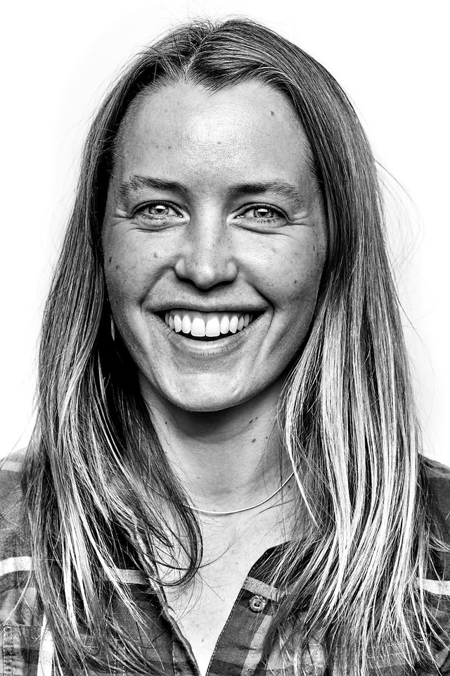 Ingrid Backstrom, Skier, The North Face