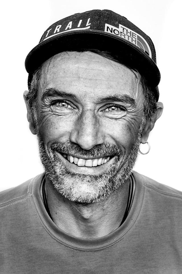 Seb Chaigneau, Ultra Runner, The North Face
