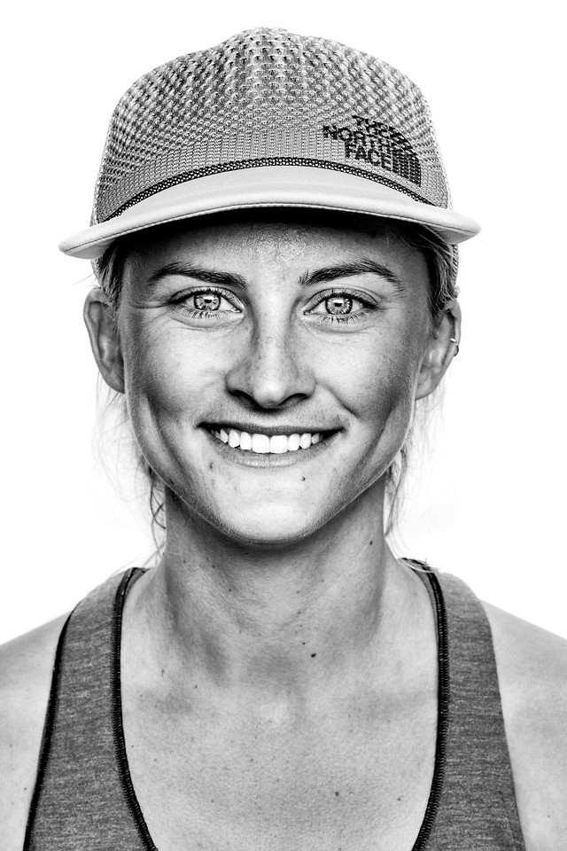 Clare Gallagher, Runner, The North Face