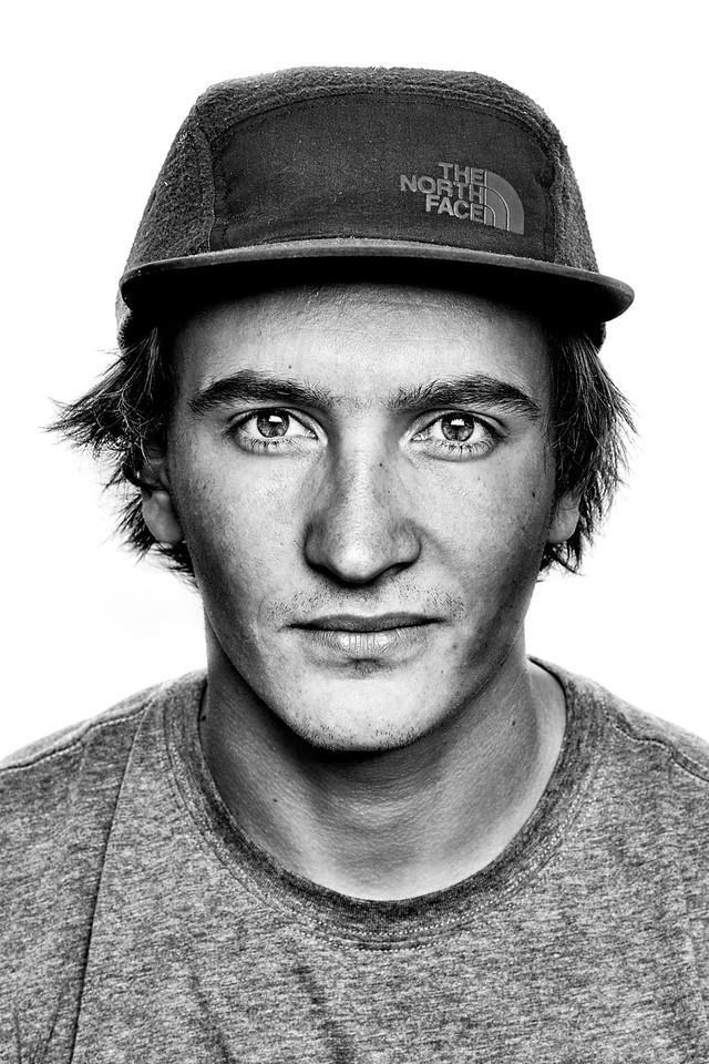 Victor De La Rue, Snowboarder, The North Face