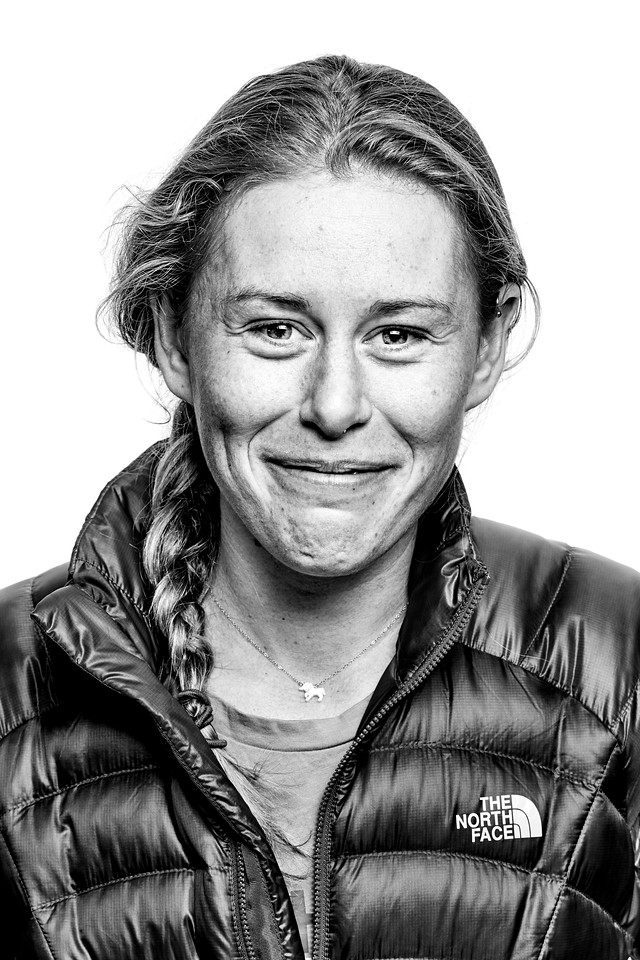 Hillary Allen, Ultra Runner, The North Face