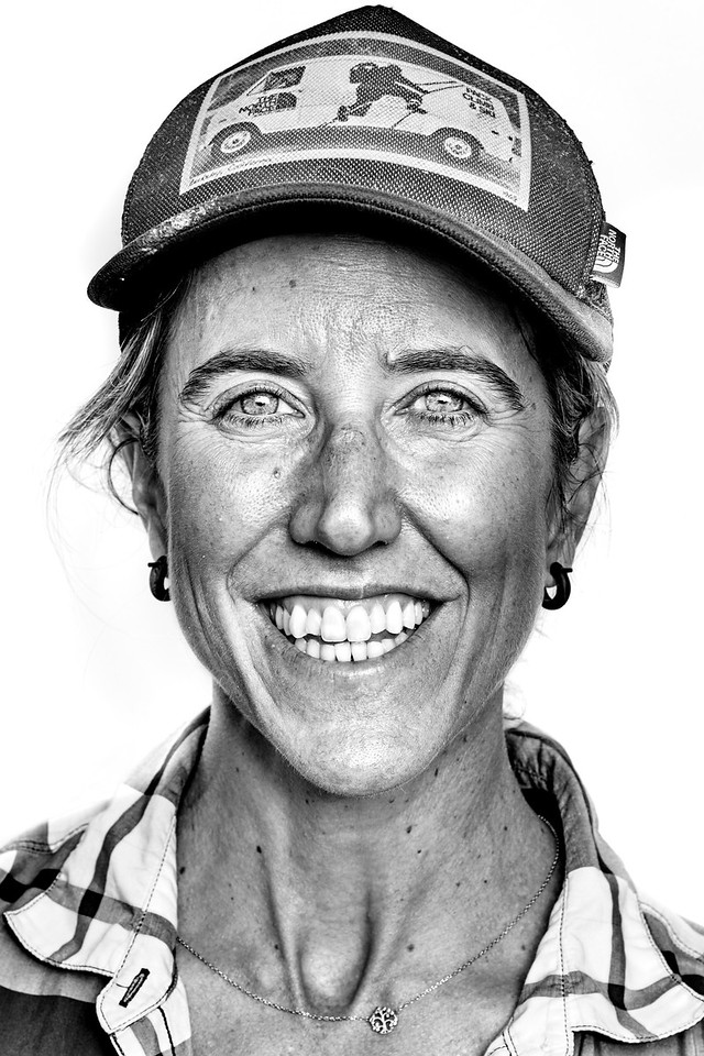 Heidi Wirtz, Climber, The North Face