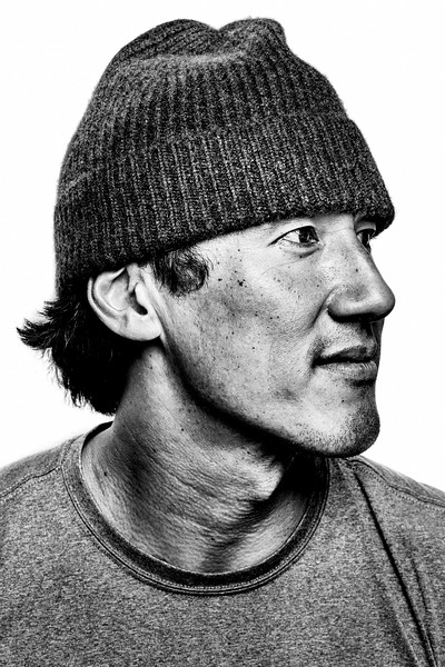 Jimmy Chin, Mountaineer, Photographer, Film Maker
