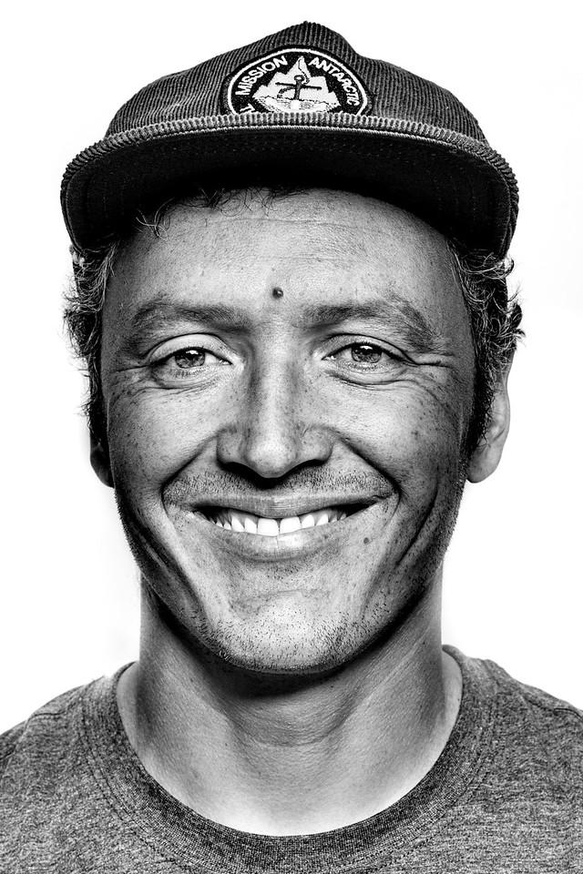 Xavier De La Rue, Snowboarder, The North Face