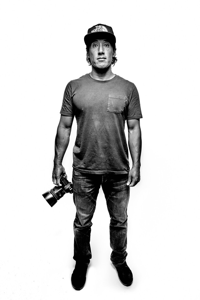 Jimmy Chin, Filmmaker, Photographer, Alpinist, The North Face