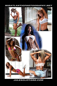Fitness Sexy Poster