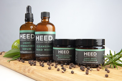 Halifax Commercial Photography - Heed Skin care for heads - Danny Thompson Commercial Photography -54