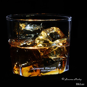 stock for Johnnie Walker ad