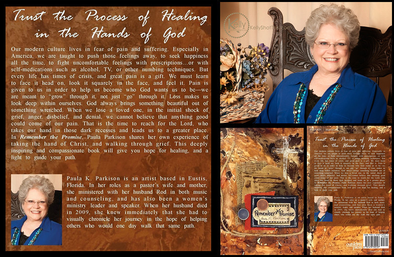 "Congratulations to Paula K Parkison for her recently published book ""Remembering the Promise"". We are grateful to have had the privilege to photograph Paula's author portrait, displayed on the back of her book. ""Paula Parkison shares her own experience of taking the hand of Christ, and walking through grief. This deeply inspiring and compassionate book will give you hope for healing and a light to guide your path. Please visit <a href=""http://www.outskirtspress.com/rememberthepromise"">http://www.outskirtspress.com/rememberthepromise</a>."
