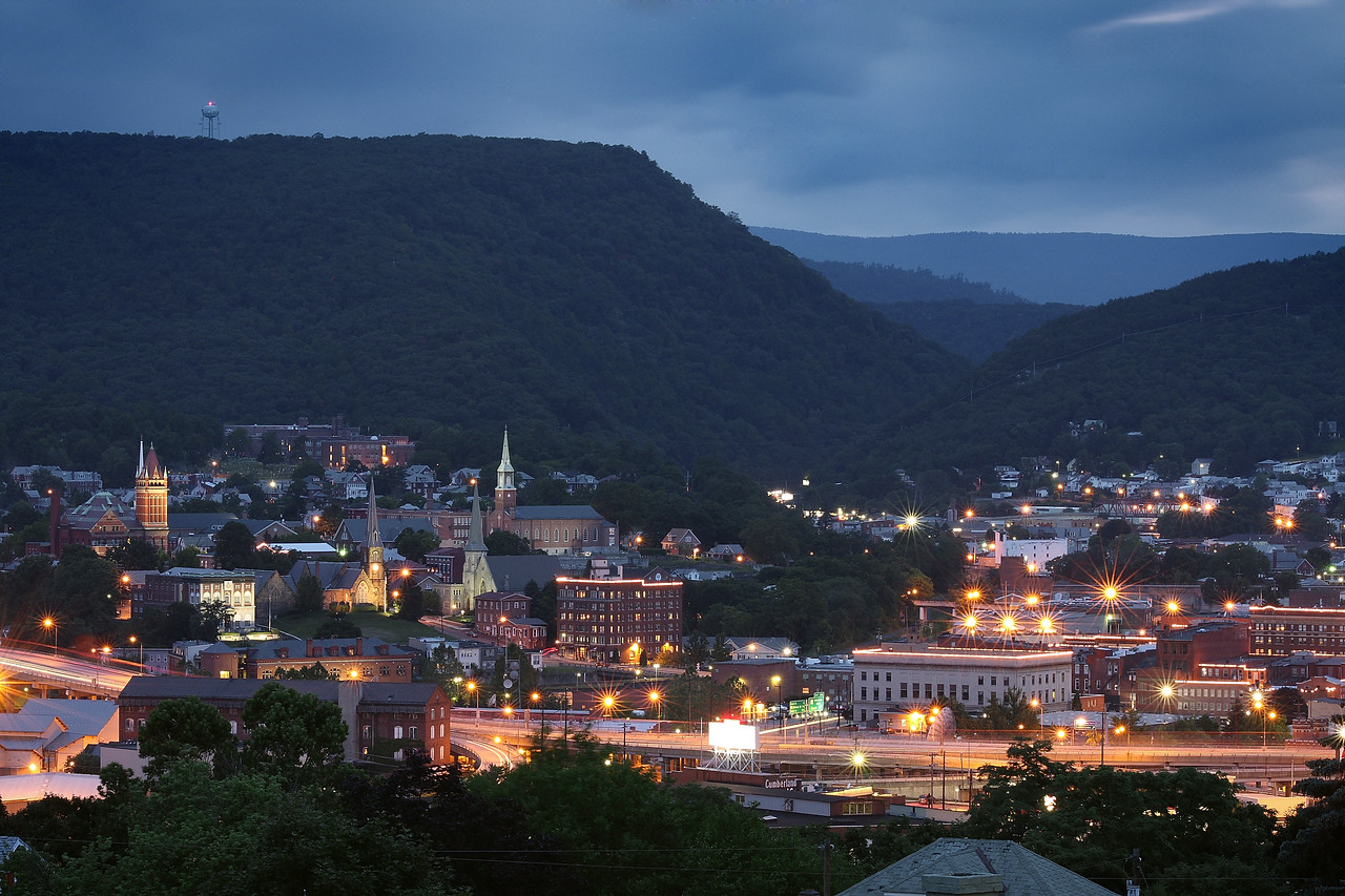 Cumberland Maryland