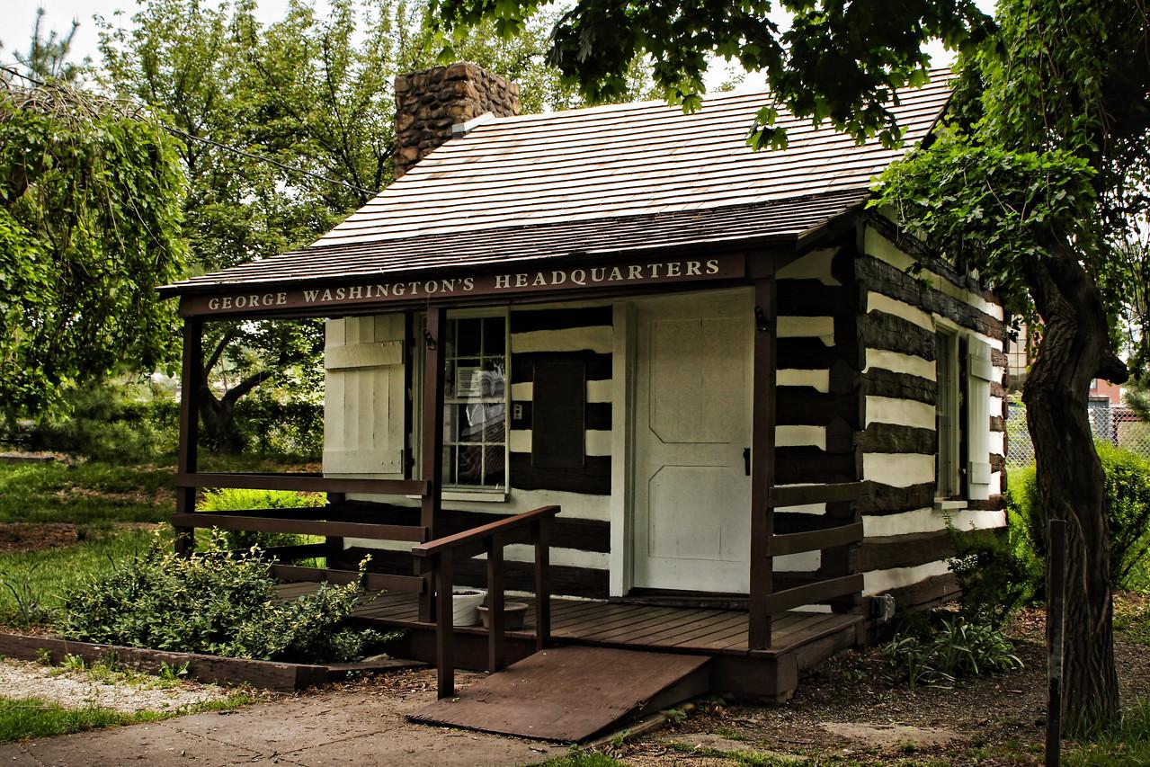George Washington's Headquarters in Cumberland Maryland