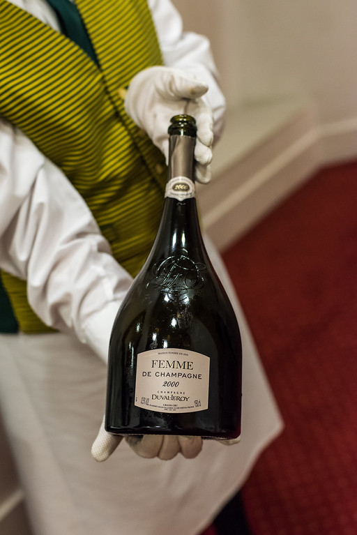 An Evening in Champagne Supper Club