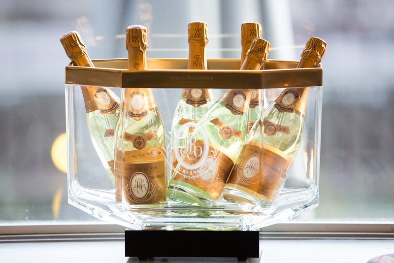 Dinner with Louis Roederer