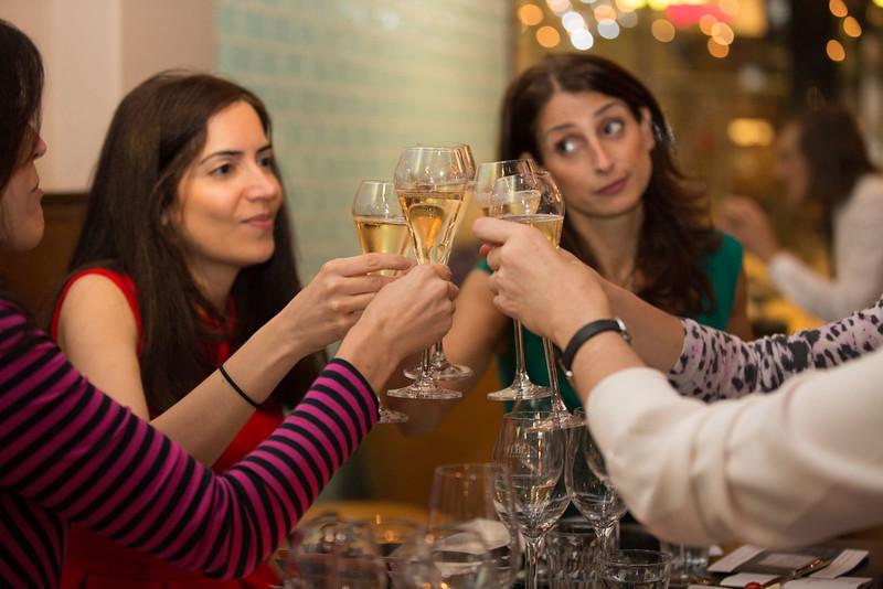 H. Blin Champagne Tasting