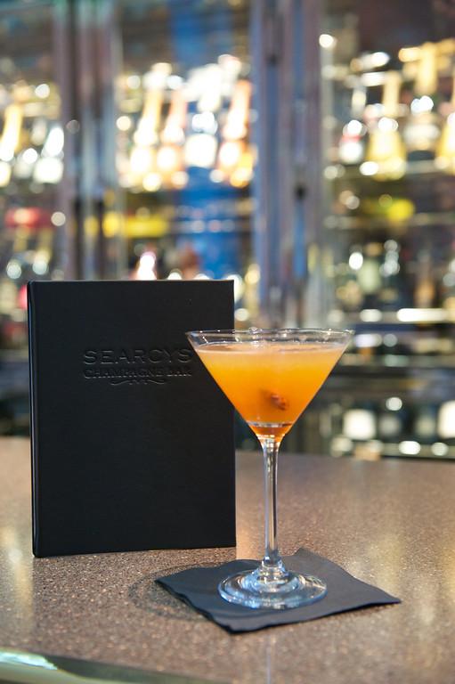 Searcys Valentine Cocktail