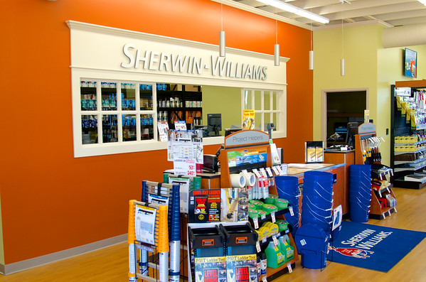 Sherwin Williams - Loder Construction