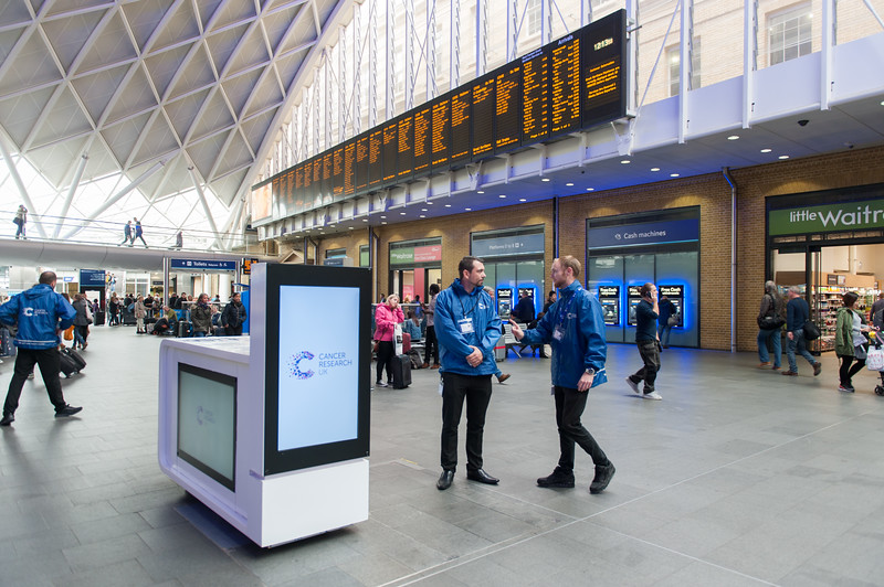 Cancer Research UK - King's Cross