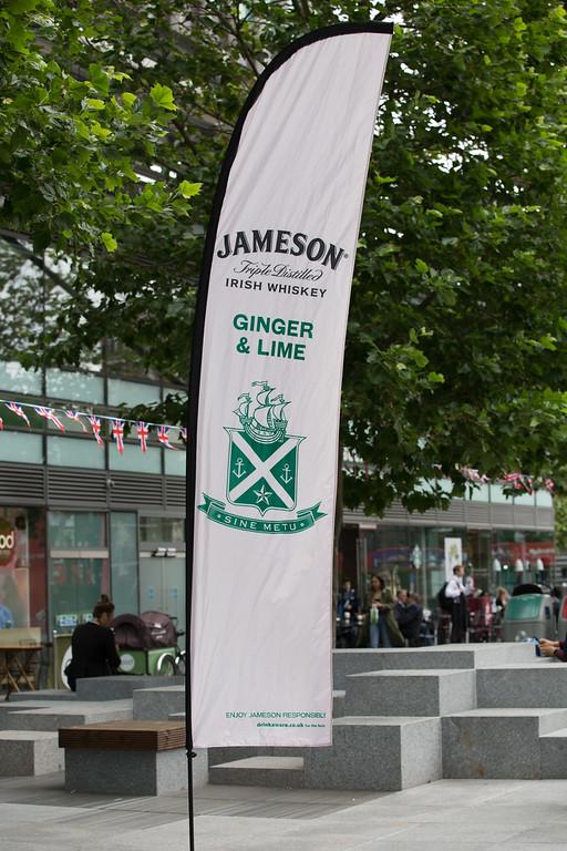 Jamesons at Regents Place