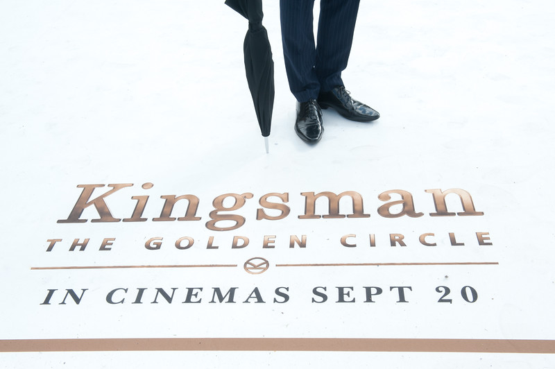 Kingsman at King's Cross