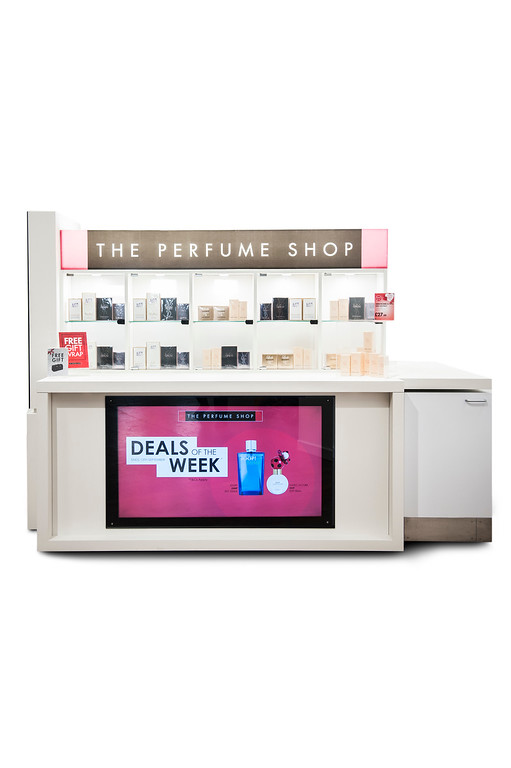 The Perfume Shop Kiosk
