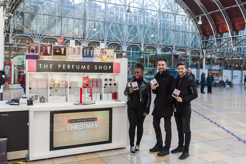The Perfume Shop at Paddington