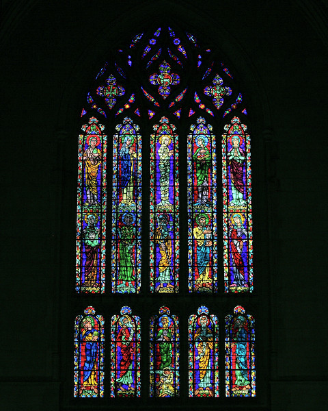 Religious Art, Stained Glass                                                                      John Lynner Peterson, photographer