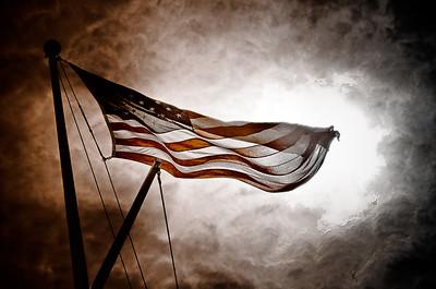 The Montauk Flag