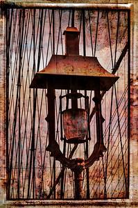 Brooklyn Bridge Lamp