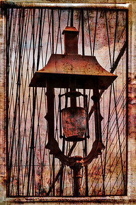 Brooklyn Bridge Lamp