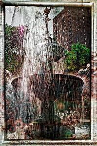 The Fountain at City Hall Park