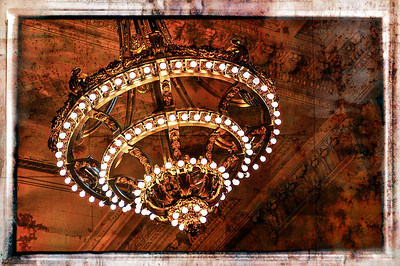 The Chandelier at Grand Central Terminal