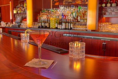 Bar Glass HDR