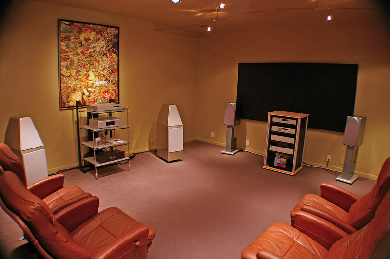 OSE Two Channel Room