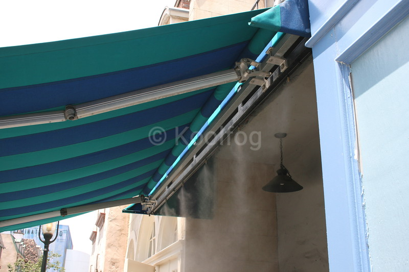 Integration to Foldup Awning