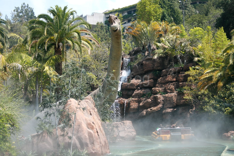 Jurassic Park Fog