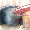 Tunnel Entrance with Fog