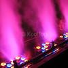 Fuscia LED and Fog
