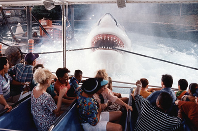 Jaws at Universal