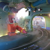 Fog Effect at Dr. Seuss Ride in Orlando